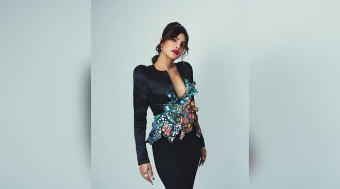 Priyanka Chopra drops jaws with BAFTA look