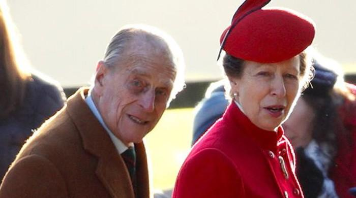 You are never really ready: Princess Anne on Prince Philip's death