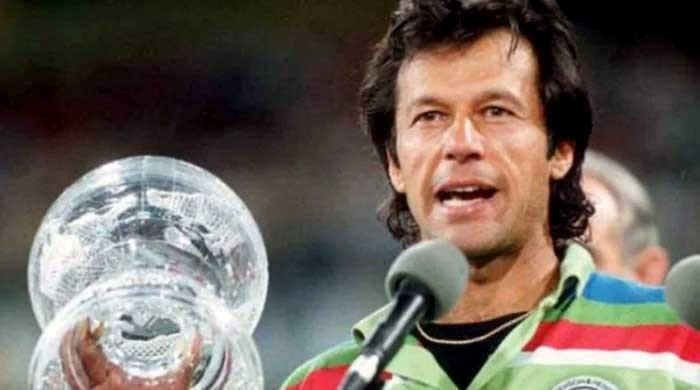 Imran Khan among first six cricketers named in PCB's Hall of Fame