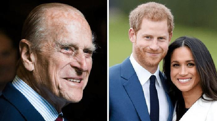 Prince Philip was 'unperturbed' by Sussex interview airing amid his hospitalization