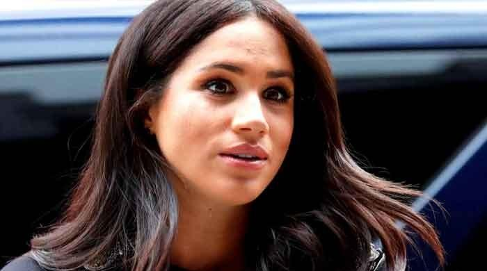 Pregnant Meghan won't attend Prince Philip's farewell service