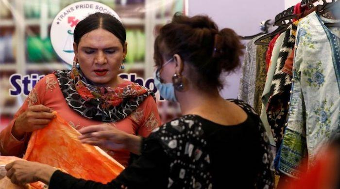 Meet Jiya, the woman behind Karachi's first ever tailor shop run by transgender people