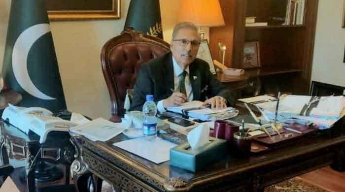President Arif Alvi 'slowly getting back to normal routine' after contracting coronavirus