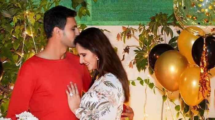 Sania Mirza wishes Shoaib Malik on 11th wedding anniversary on Instagram