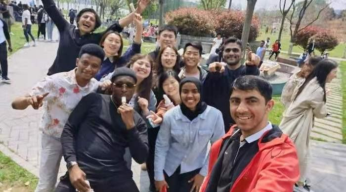 For Pakistani students in Wuhan, life is back to normal