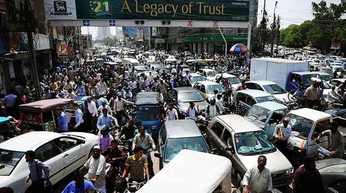 Traffic jams, blockages worry citizens as religious party goes on nationwide protest