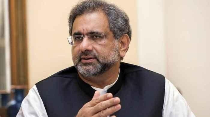 PDM does not need to apologise to anyone: Shahid Khaqan Abbasi