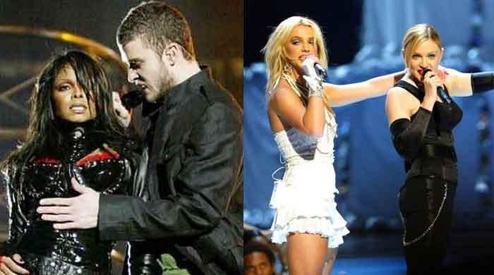 Justin Timberlake overshadowed his ex Britney Spears and Madonna's VMAs performance with a plan