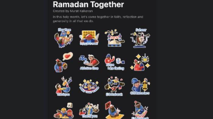 'Ramadan together': WhatsApp rolls out new sticker pack