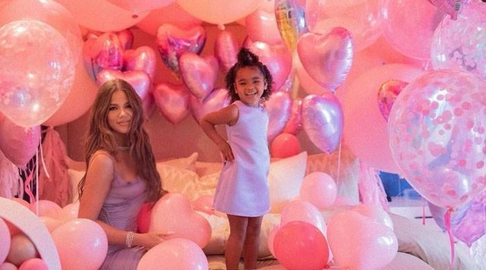 Khloe Kardashian celebrates third birthday of daughter True