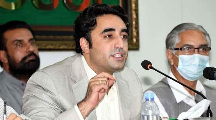 PPP forwards resignations from PDM posts to Fazlur Rehman