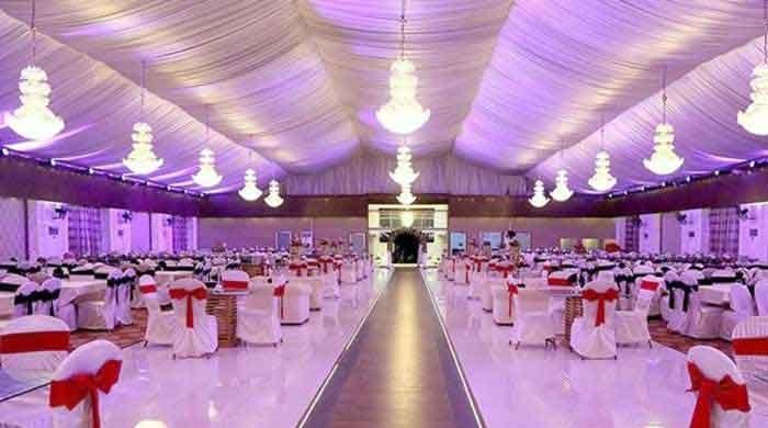 Coronavirus: Sindh extends ban on wedding functions till May 16
