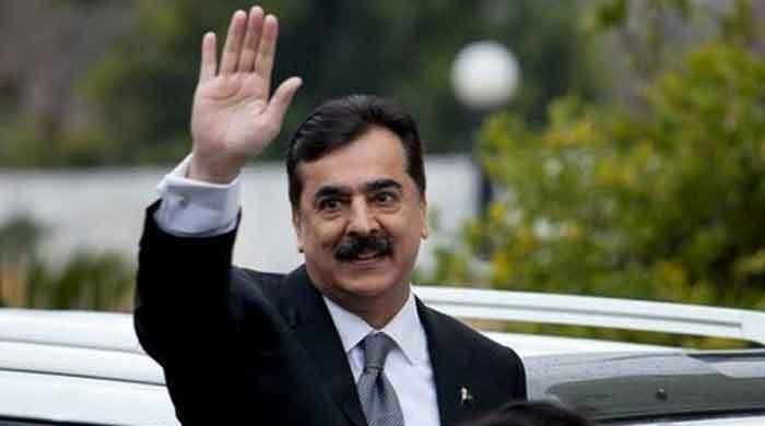 Senate election: IHC issues notices to chairman, federal govt on Yousaf Raza Gillani's appeal