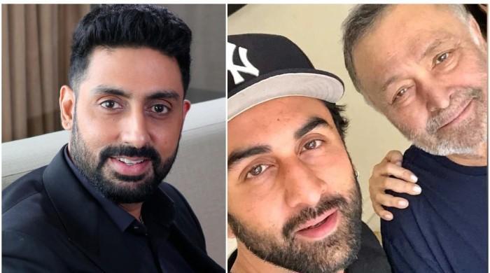 Abhishek Bachchan reveals how Rishi Kapoor kept an eye on son Ranbir Kapoor