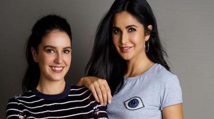 Isabelle Kaif on constantly being compared to her superstar sister Katrina Kaif