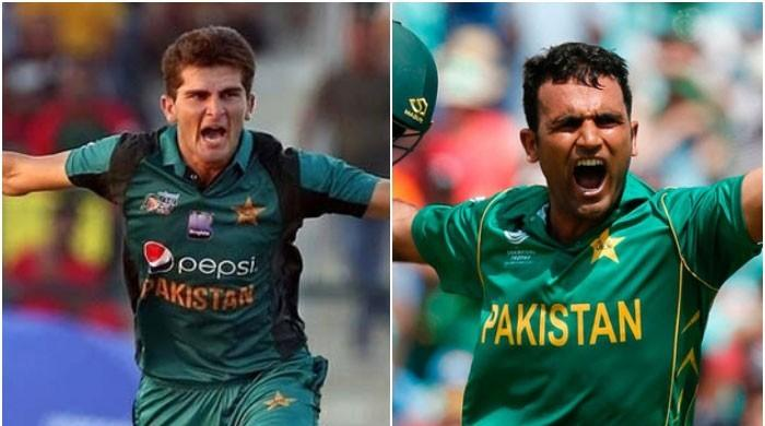 Fakhar Zaman, Shaheen Afridi propel to career-best ICC rankings