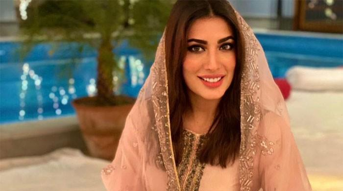 Mehwish Hayat shares a hilarious post to wish her fans a happy Ramadan