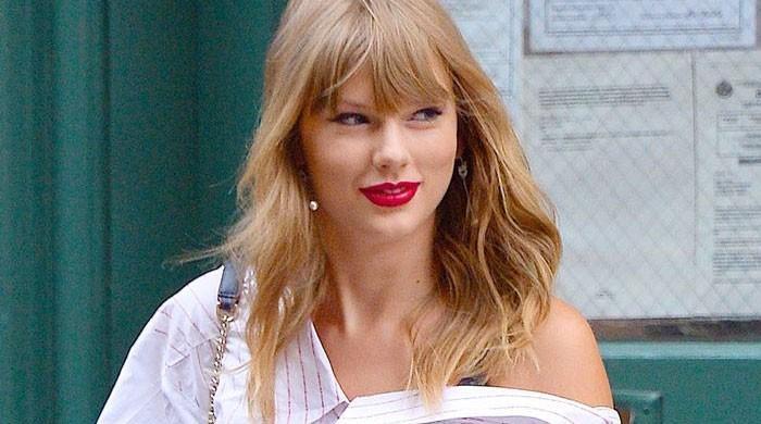Taylor Swift spills the beans on 'Hey Stephen' music video rumors