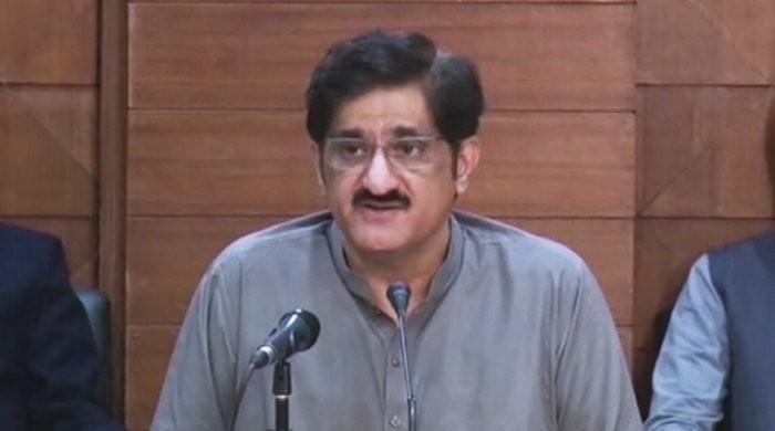 Sindh CM Murad Ali Shah hints at imposing more coronavirus restrictions