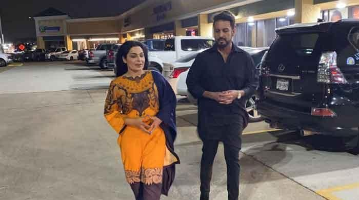 Meera in Houston for showbiz projects