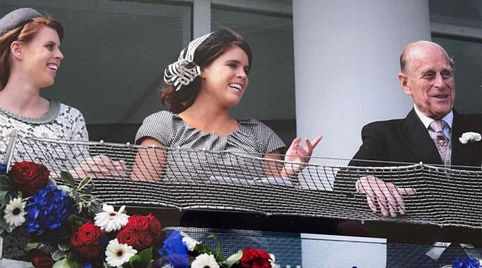 Princess Eugenie pays rich tribute to Prince Philip