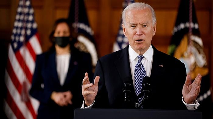 Biden to formally announce withdrawal of all US troops from Afghanistan