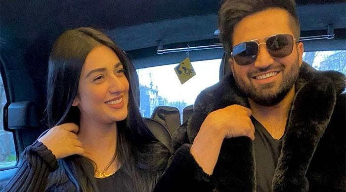 Sarah Khan is unwell, reveals husband Falak Shabir