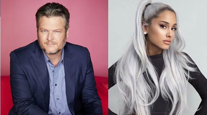 Blake Shelton touches on Ariana Grande's casting on 'The Voice'