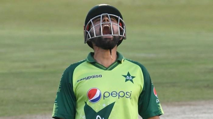 Watch: Babar Azam roars after scoring a splendid century against South Africa