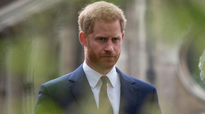 Prince Harry stripped of diplomatic immunity in Prince Philip funeral