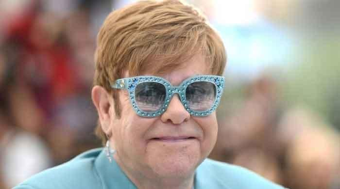 Elton John lashes out at trolls