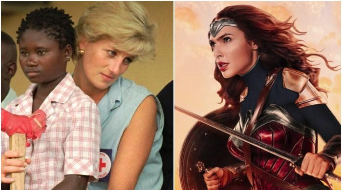 Gal Gadot says 'Wonder Woman' was shaped after real-life hero Princess Diana