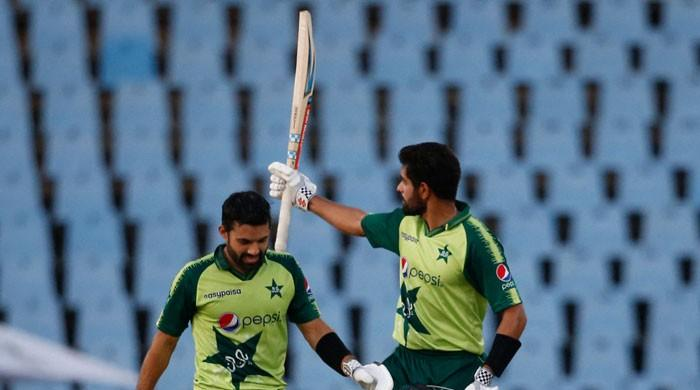 Babar Azam 'blessed and honoured' by love shown by fans and country