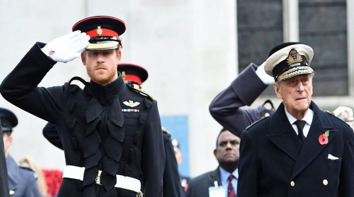 Queen bans military uniforms at Philip's funeral amid Harry's outfit fiasco