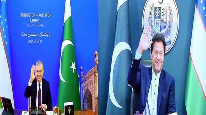 PM Imran Khan for strengthening cooperation between Pakistan, Uzbekistan