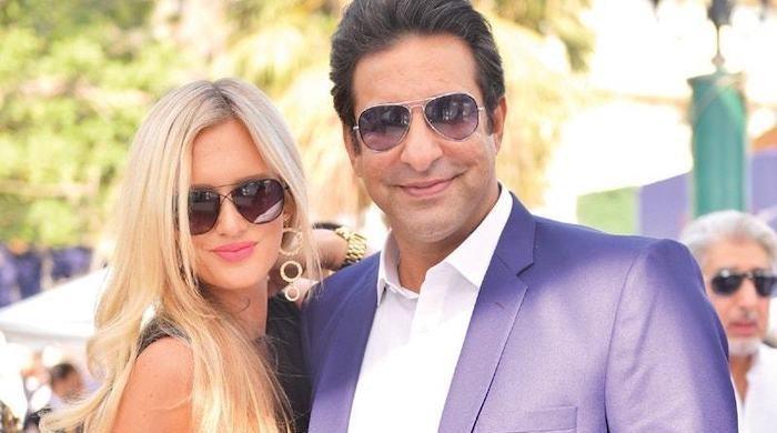 Stranded in Australia, Shaniera Akram misses husband Wasim Akram dearly