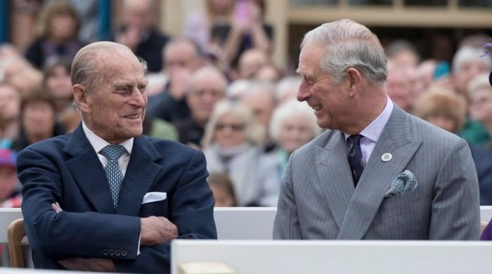Prince Charles remembers dad Philip in moving post: 'My dear Papa'