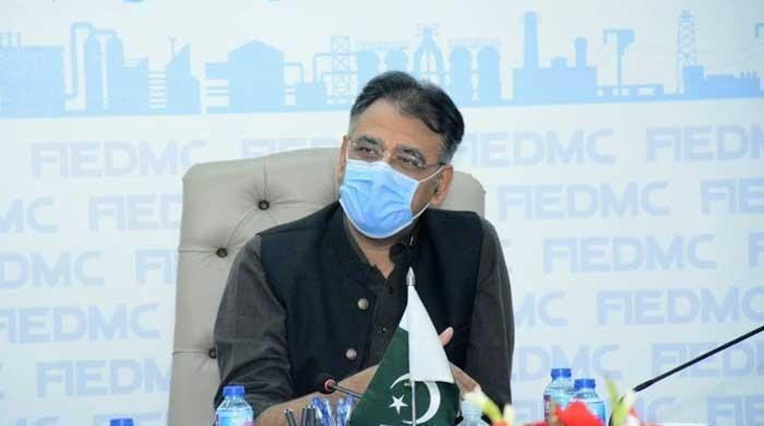 3 more coronavirus vaccine shipments inbound in April: Asad Umar