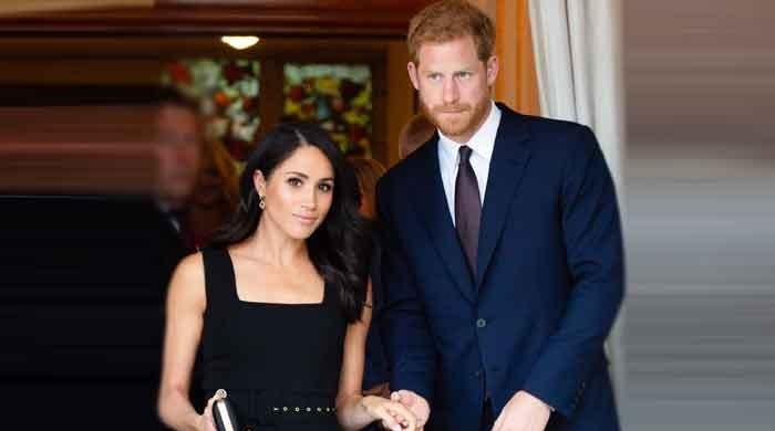Prince Harry, Meghan Markle warned over 'damage control' ahead of Prince Philip funeral
