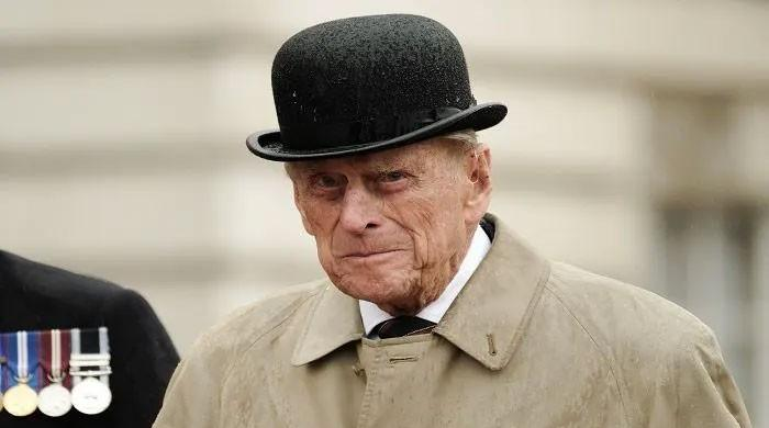 Royal family releases previously unseen photo of Prince Philip