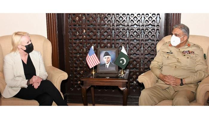 US envoy appreciates Pakistan's role in Afghan peace process