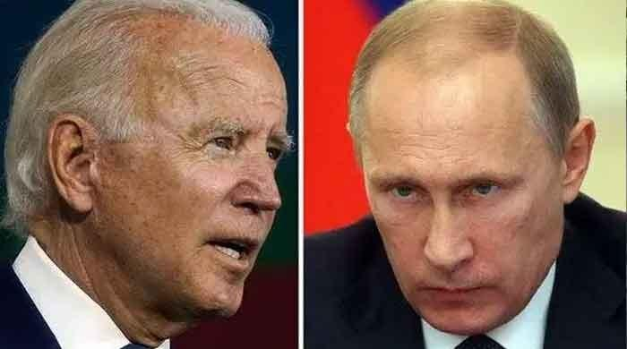 Russia vows retaliation as Biden imposes sanctions