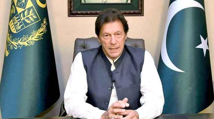 PM Imran Khan pays tribute to police for heroic stand against 'organised violence'