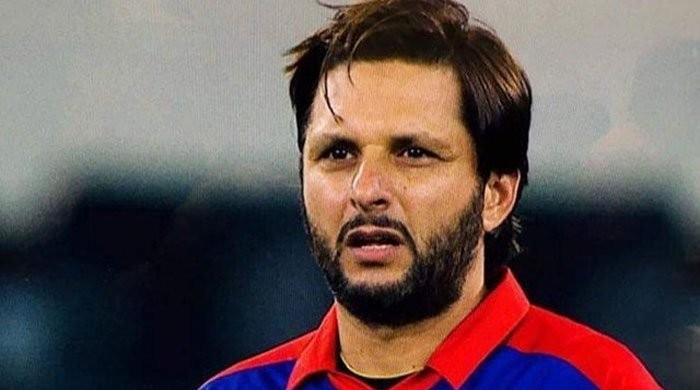 PAK vs SA: Shahid Afridi congratulates Pakistan team on winning series