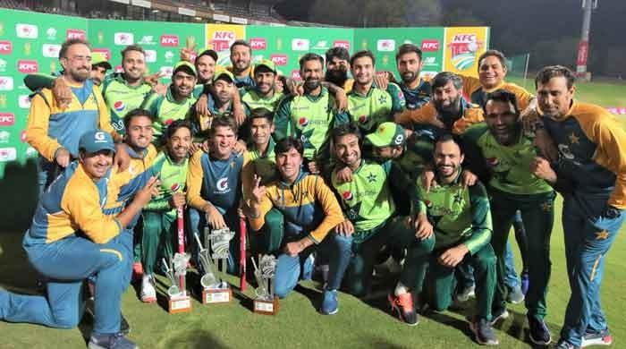 Pak vs SA: Babar Azam proud of his 'champions' after making history in South Africa