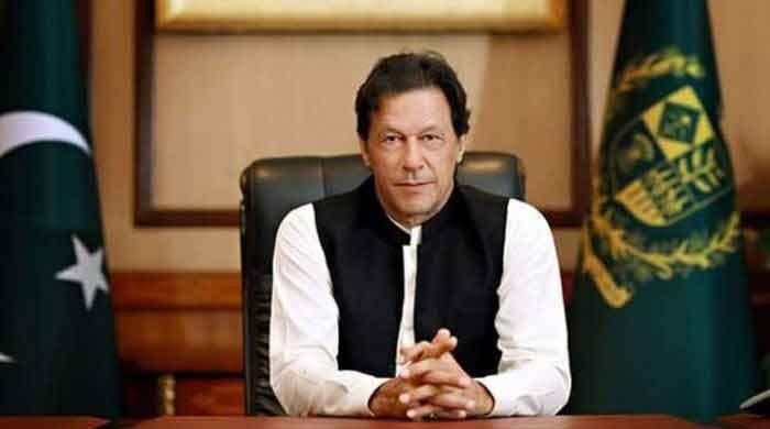 Have taken action against TLP because it challenged writ of state: PM Imran Khan