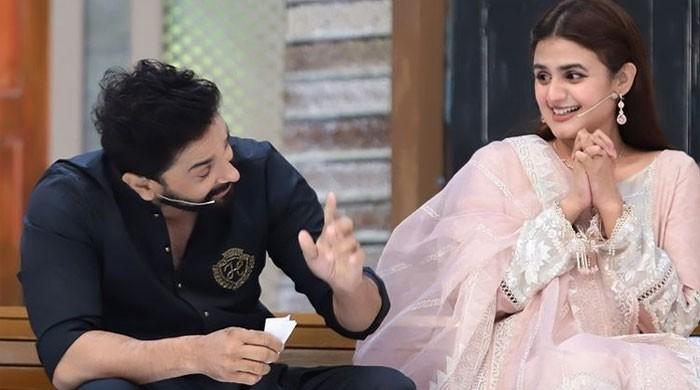 Hira Mani, husband Salman Shaikh celebrate 13th wedding anniversary