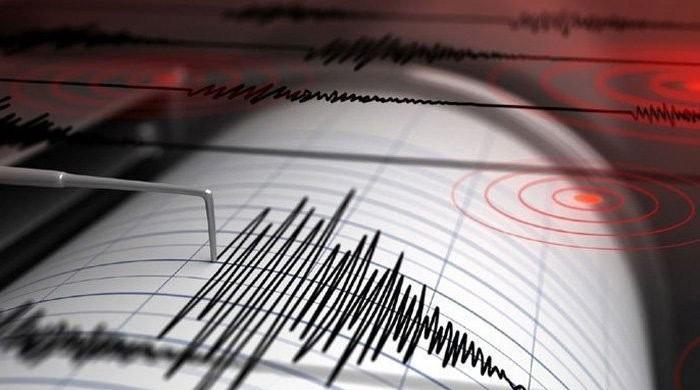 5.9-magnitude earthquake hits Iran