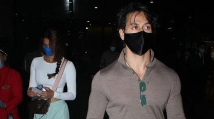 Disha Patani, boyfriend Tiger Shroff jet off to Maldives for holidays