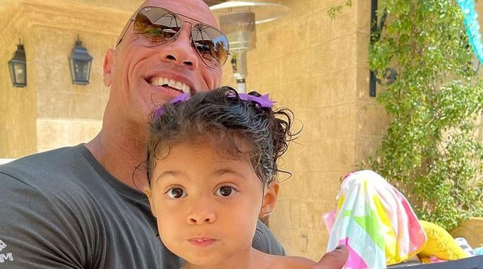 Dwayne Johnson shares a heartfelt birthday note for daughter Tia Giana